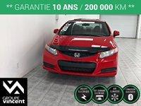 Honda Civic EX COUPÉ **GARANTIE 10 ANS** 2012