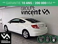 Honda Civic LX COUPE **GARANTIE 10 ANS** 2013