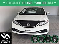 Honda Civic LX**GARANTIE 10 ANS** 2013