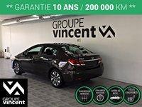 Honda Civic EX **GARANTIE 10 ANS** 2014
