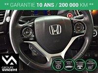 Honda Civic EX ** GARANTIE 10 ANS ** 2014