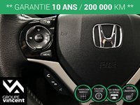 Honda Civic EX ** GARANTIE 10 ANS ** 2015