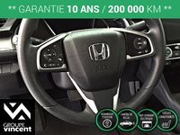 Honda Civic EX ** GARANTIE 10 ANS ** 2017