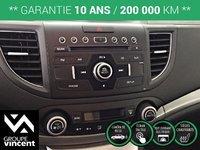 Honda CR-V EX **GARANTIE 10 ANS** 2013