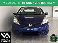 Honda Fit DX **GARANTIE 10 ANS** 2009