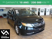 Honda Odyssey EX-L**GARANTIE 10 ANS** 2016