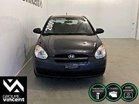 Hyundai Accent L **AUTOMATIQUE** 2009