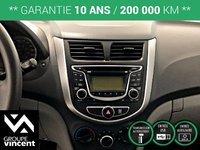 Hyundai Accent L ** GARANTIE 10 ANS ** 2012