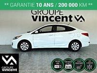 Hyundai Accent GL **GARANTIE 10 ANS** 2015