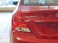 Hyundai Accent **CLIMATISEUR** 2016