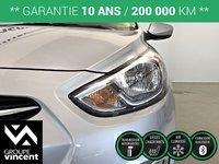 Hyundai Accent SE ** GARANTIE 10 ANS ** 2017