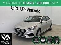 Hyundai Accent GL ** GARANTIE 10 ANS ** 2018