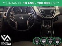 Hyundai Elantra GLS **BLUETOOTH** 2013