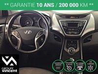 Hyundai Elantra GLS **GARANTIE 10 ANS** 2013