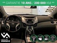 Hyundai Elantra L ** GARANTIE 10 ANS ** 2013