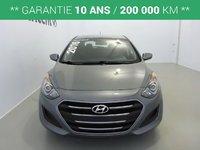 Hyundai Elantra GT **GARANTIE 10 ANS** 2016