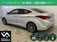 Hyundai Elantra GL **GARANTIE 10 ANS** 2016