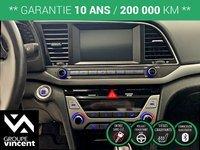 Hyundai Elantra GLS **GARANTIE 10 ANS** 2018