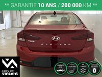 Hyundai Elantra PREFERRED SUN & SAFETY ** GARANTIE 10 ANS ** 2019