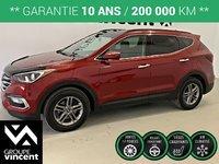 Hyundai Santa Fe Sport LUXURY AWD **GARANTIE 10 ANS** 2018