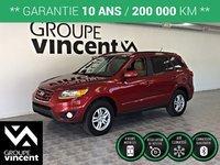 Hyundai Santa Fe GL AWD **GARANTIE 10 ANS** 2010