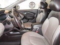 Hyundai Tucson LIMITED AWD GPS CUIR TOIT PANO**GARANTIE 10 ANS** 2010