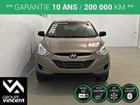 Hyundai Tucson GL ** GARANTIE 10 ANS ** 2013