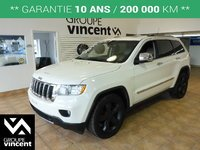 Jeep Grand Cherokee Limited 4X4 DVD GPS**GARANTIE 10 ANS** 2011