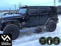 Jeep Wrangler Unlimited Sahara-4X4**GARANTIE 10 ANS** 2013