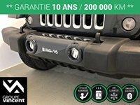 Jeep Wrangler UNLIMITED SAHARA GPS 4X4 ** GARANTIE 10 ANS ** 2017
