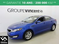 Kia Optima EX LUXURY TOIT PANORAMIQUE **GARANTIE 10 ANS** 2012