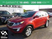 Kia Sportage LX**GARANTIE 10 ANS** 2013