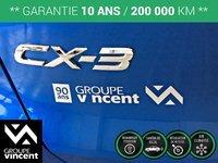 Mazda CX-3 GX **GARANTIE 10 ANS** 2016
