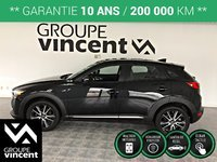Mazda CX-3 GT**GROUPE TECH** 2018