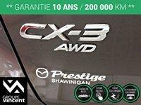 Mazda CX-3 GT-AWD**CUIR** 2018