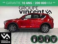 Mazda CX-5 GT AWD CUIR ** GARANTIE 10 ANS ** 2018