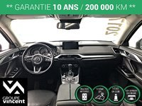 Mazda CX-9 GS-L GPS-CUIR-TOIT AWD ** GARANTIE 10 ANS ** 2017