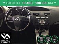 Mazda Mazda3 GX ** GARANTIE 10ANS ** 2010