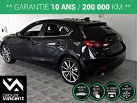 Mazda Mazda3 Sport SPORT GT**GARANTIE 10ANS** 2015