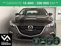 Mazda 3 GS SPORT GPS **GARANTIE 10 ANS** 2016