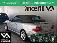 Mercedes-Benz CLK-Class DÉCAPOTABLE*4.3L* 2001