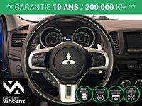 Mitsubishi Lancer RALLIART 2.0T AWD ** GARANTIE 10 ANS ** 2015