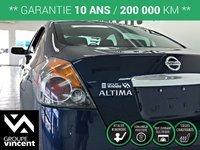 Nissan Altima 2.5 SE **GARANTIE 10 ANS** 2011