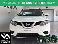 Nissan Rogue S AWD ** GARANTIE 10 ANS ** 2015