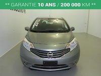 Nissan Versa Note SV **GARANTIE 10 ANS** 2015
