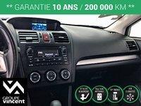 Subaru XV Crosstrek 2.0i w/Sport Pkg TOURING **GARANTIE 10 ANS** 2014