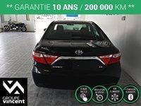 Toyota Camry LE **GARANTIE 10 ANS** 2017