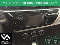 Toyota Corolla LE **GARANTIE 10 ANS** 2014