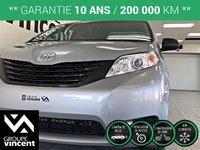 Toyota Sienna **GARANTIE 10 ANS** 2015