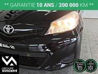Toyota Yaris LE**GARANTIE 10 ANS** 2012
